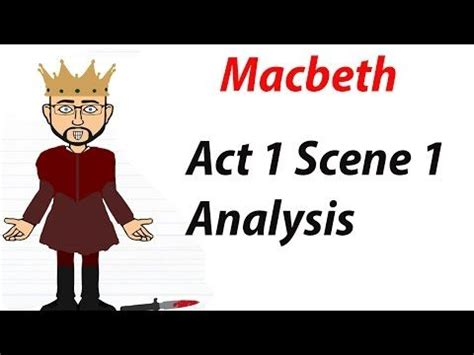 Essay on the character macbeth act