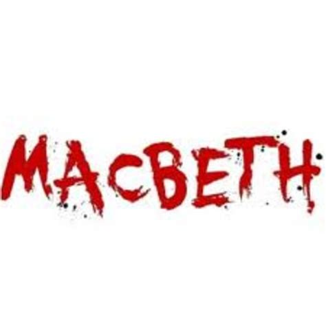 Female Characters In Macbeth English Literature Essay